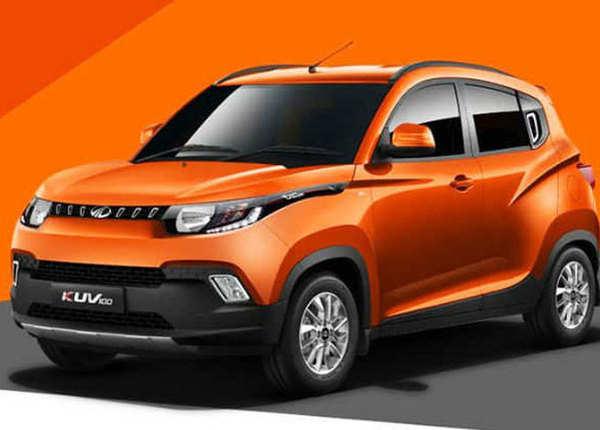 Mahindra KUV 100 AMT