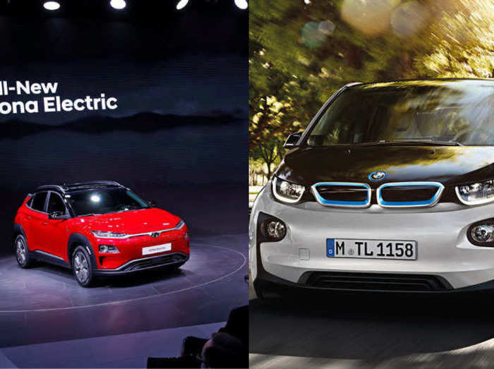 बेस्ट इलेक्ट्रिक गाड़ियां