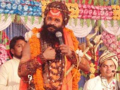 Ayodhya Mein Ram Mandir Nirmaan Ke Liye Mauni Mahaaraaj Ne 54veen Baar Li Bhoo-samaadhi