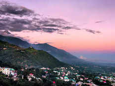 weekend trip of kasauli is very soothing the breathtaking vistas here will blow your mind