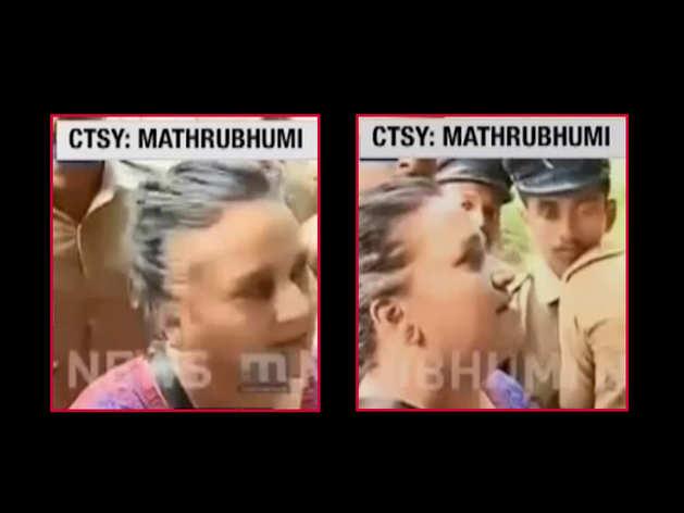 सबरीमाला: NYT की रिपोर्टर सुहासिनी राज को प्रदर्शनकारियों ने रोका