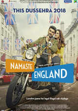 namaste england movie review in hindi