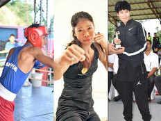 meet boxing star mary koms two secret superstars