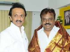 dmk may alliance with dmdk in upcoming loksabha elections