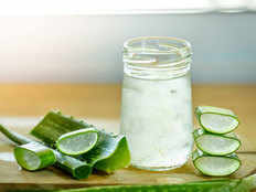here is how to prepare aloe vera gel at home