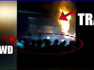 अमृतसर में रावण दहन के समय बड़ा ट्रेन हादसा, 50 की मौत