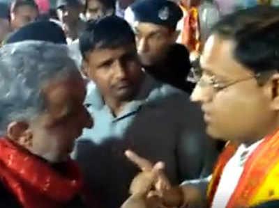 Raavan Dahan Ke Beech Tootoo-mainmain, Krishna Paal Gurjar Aur Vipul Goyal Bhide