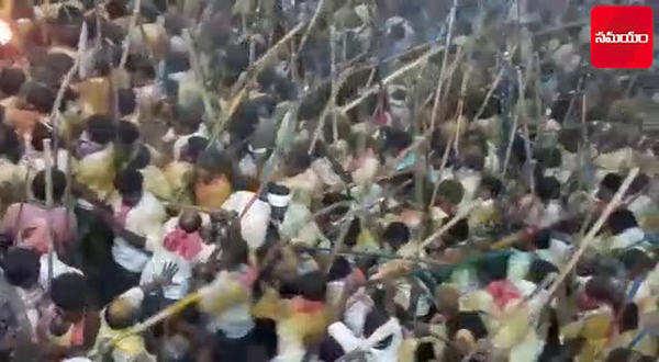 devaragattu banni festival in kurnool