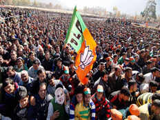 bjp registered historic winning in south kashmir