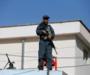 multiple blasts rock kabul polling stations