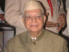 tribute to former chief minister nd tiwari in lucknow