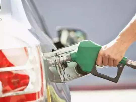 Petrol Prices: पाच दिवसांत पेट्रोल १.३९ रुपयांनी स्वस्त