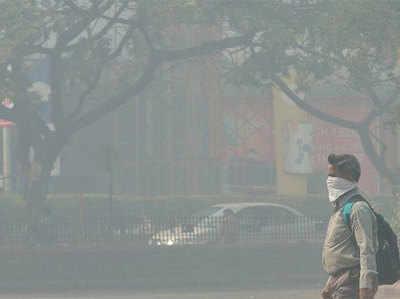 Image result for delhi me pradushit hawa