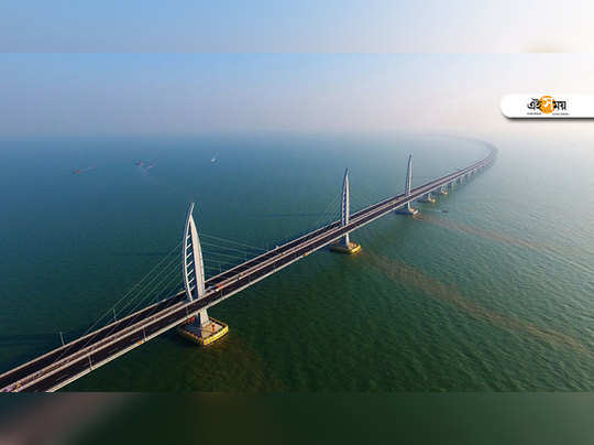 Chinas president Xi Jinping opens Worlds longest sea-crossing bridge during symbolic tour to southern China
