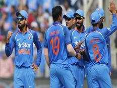 india announces team for second odi against west indies