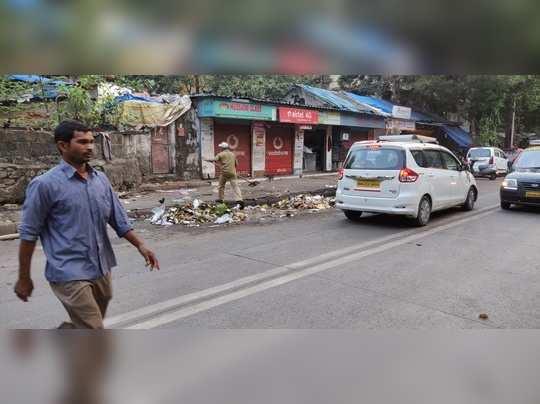 Mumbai is now Garbage city