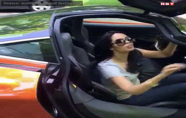 देखिए, 'मर्डर' गर्ल मल्लिका शेरावत के कुछ बोल्ड और मजेदार विडियोज़