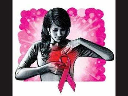 स्तनांच्या कर्करोगाची ही आहेत लक्षणे
