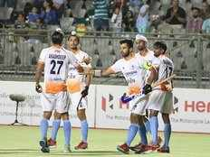 asian champions trophy hockeyindia beat korea 4 1 to consolidate top spot