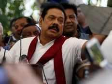 mahinda rajapaksa becomes new prime minister in sri lanka