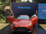 aston martin launches new vantage sports car