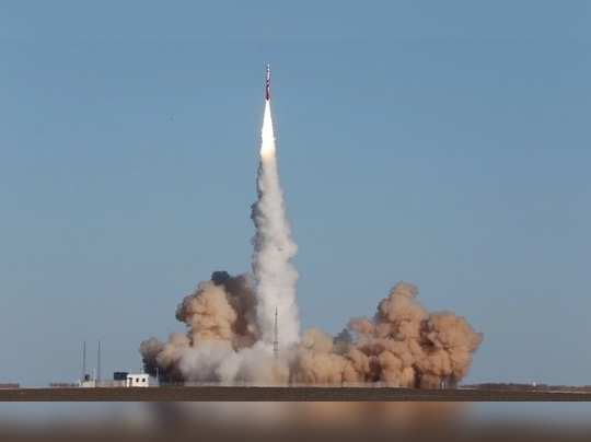 Chinas 1st private rocket