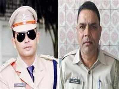 लखनऊ: पुलिस कांस्टेबल का बेटा बना आईपीएस, दोनों एक ही जिले में तैनात