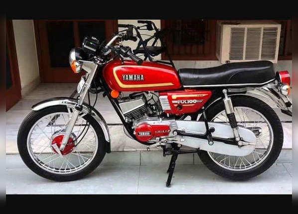 यामाहा आरएक्स-100