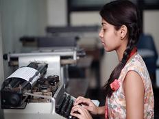 written exam notification for stenographer job in central govt