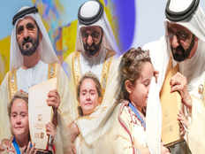 image of sheikh mohammed with world reading champ mariam amjoun goes viral