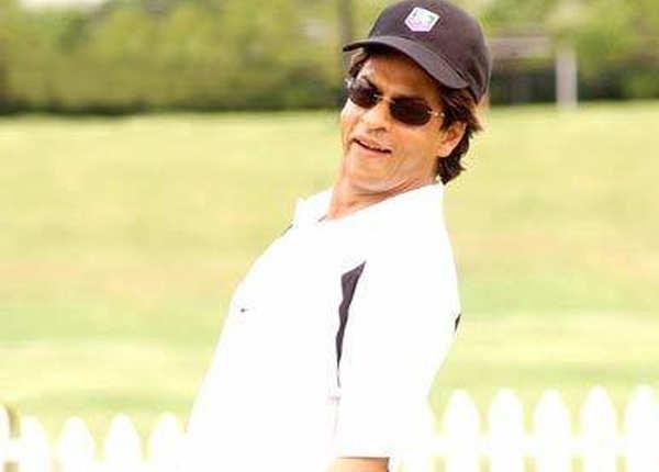 खेल प्रेमी शाहरुख खान
