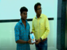 actor sivakumar gifts a costly smart phone to the youngster who tried to take selfie