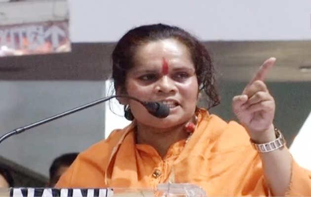 6 दिसंबर को अयोध्या में राम मंदिर का शिलान्यास करेंगे: साध्वी प्राची