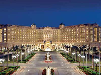 इसी होटल में नजरबंद हैं सऊदी शाही परिवार के लोग