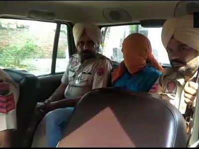 पुलिस हिरासत में बीएसएफ का अरेस्ट किया गया जवान