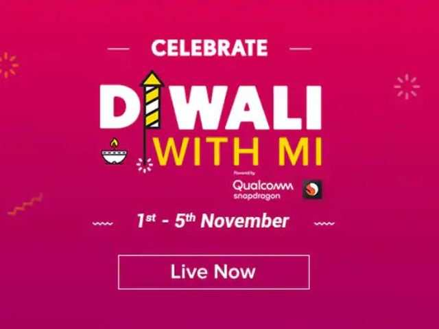 Diwali With Mi सेल का आखिरी दिन, रेडमी नोट 5 प्रो, पोको एफ1 पर छूट