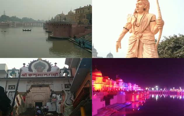 राम मंदिर निर्माण के लिए हलचल तेज, ऐसी है अयोध्या के लोगों की राय