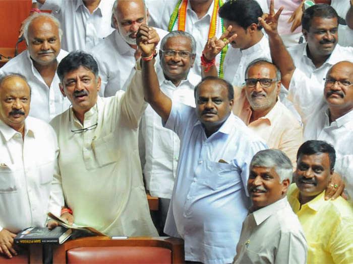 congress jds karnataka