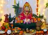 2018 deepavali lakshmi pooja timings mantram pooja vratha vidhanam in telugu