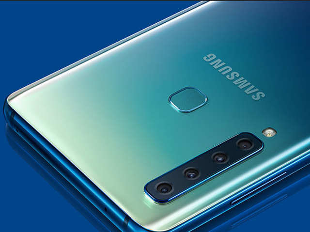 Samsung Galaxy A9: 4 रियर कैमरों वाला फोन जल्द हो सकता है भारत में लॉन्च