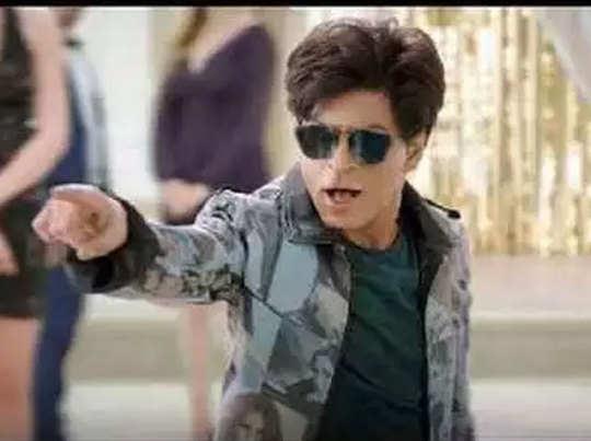 जीरो में इस तरह नजर आ रहे हैं शाहरुख खान