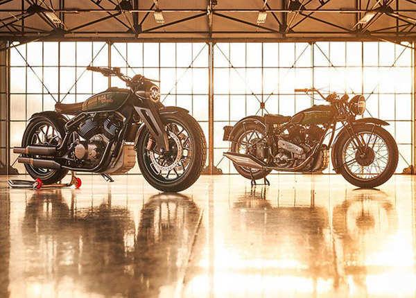 Royal Enfield KX सबसे पावरफुल बाइक