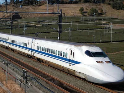 Japan Ki Madad Se Desh Mein Hi Bulet Train Banaana Chaahata Hai Bhaarat, Cheen Se Mukaabale Ki Taiyaari
