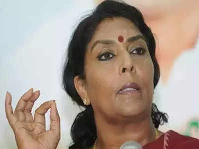 Hyderabad Ka Naam Badalne Ke BJP MLA Ke Daave Par Congress Ka Palatavaar, Renuka Boleen- Apna Naam Badalein