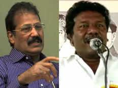 mla karunas condemns krishnasamy in kamals devar magan 2 issue