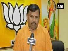 will change name of hyderabad to bhagyanagar if party wins with majority bjp mla raja singh in telangana