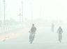 city air turns severe may worsen today