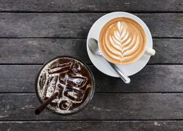 आइस्ड कॉफी और कोल्ड कॉफी में फर्क