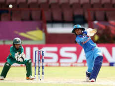 icc womens world t20 india beat pakistan by seven wickets