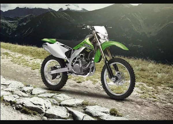 कावासाकी KLX 450R